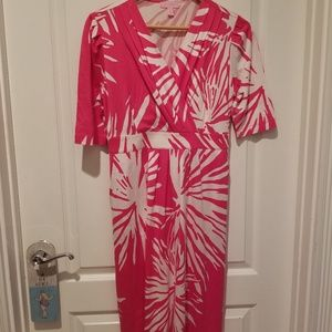 Beautiful Lilly Pulitzer Dress Sz M